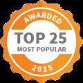 Most Popular 2015